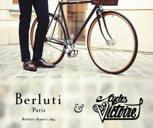 Berluti X Victoire Cycles | Beautiful Mens Bike