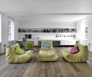 Bermondsey Loft in London by FORM Studio
