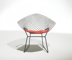 Bertoia Diamond Chair by Harry Bertoia for Knoll