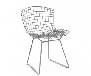 Bertoia Side Chair by Harry Bertoia for Knoll