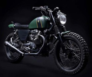 Bespoke Moto Guzzi V7 by Venier Customs