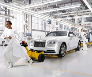 Bespoke Rolls-Royce Wraith - Inspired by Fashion