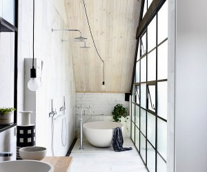Best Color Schemes for Industrial Style Bathrooms: 25 Ideas and Inspirations