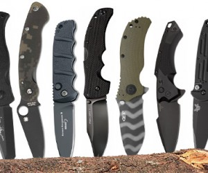 Best Combat or Military Folding Knife Under 100 Dollars