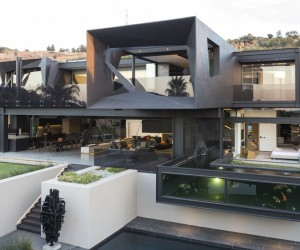 Best Houses in the World: Amazing Kloof Road House