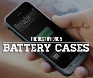 Best iPhone 5 Battery Cases