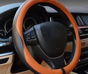 Best Leather Steering Wheel Covers