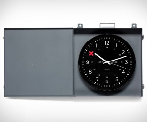 Best Made Workshop Clock