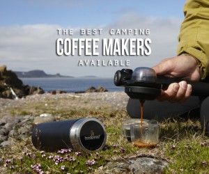 Best Portable Coffee Makers for Camping