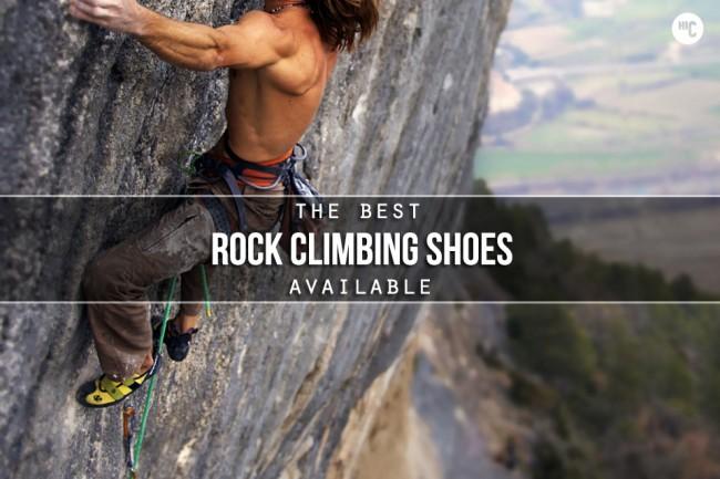 Best Climbing Shoes Edging