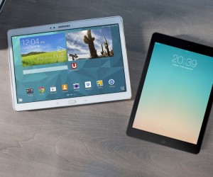 Best Tablet of 2015:  iPad Air 2 vs Samsung Galaxy Tab S