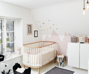 Best Wood and White Kids Bedrooms: Trendy and Adaptable Ideas