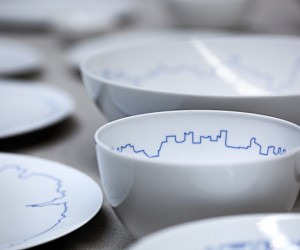 BIG KILO Designed Big Cities Tableware for Rosenthal