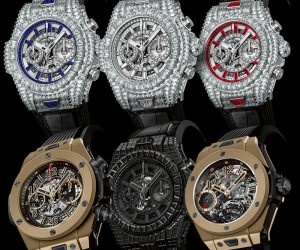 Big Bang Anniversary Watches by Hublot