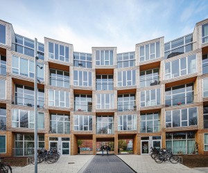 BIG Completes Dortheavej Affordable Housing Complex in Copenhagen