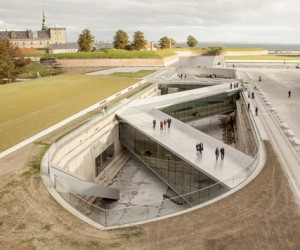 BIG completes the Danish National Maritime Museum