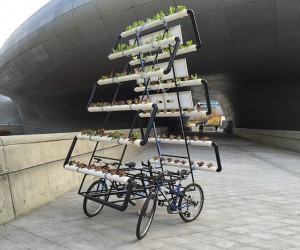Bike Share Farm by Peoples Industrial Design Office