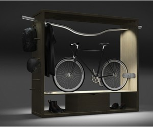 Bike Shelf   by Vadolibero