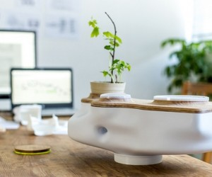 BIOVESSEL: Ecosystem Powered By Food Waste
