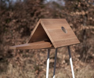 Bird Feeder Birdwalk by ODDO Architects