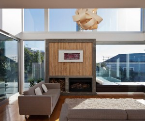 Birkenhead House by Crosson Clarke Carnachan Architects