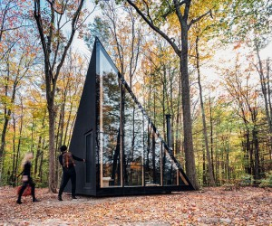 Bjarke Ingels Designs His First Tiny Off-Grid House