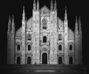Black and White Architecture Photography by Mattia Mognetti