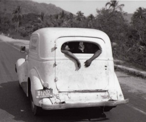 Black and White Photography by Bernard Plossu