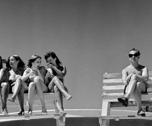 Black and White Photography by Joseph Szabo