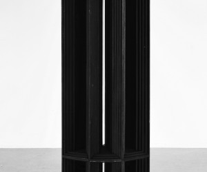 Black Column by Bram Vanderbeke
