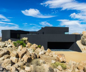 Black Desert House