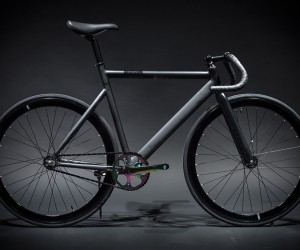 Black Label 6061 Bike