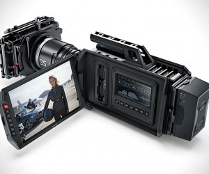Black Magic URSA 4K Camcorder