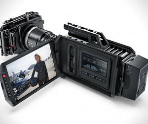 Black Magic URSA 4K Camcorder