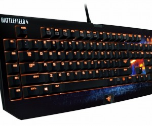 Black Widow Ultimate Battlefield 4 Gaming Keyboard
