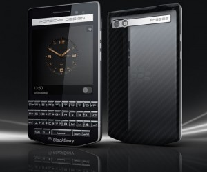 BlackBerry Launches New Porsche Design P9983 Smartphone