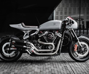 Blacktrack BT-03 Harley-Davidson