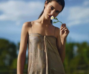 Blanca Padilla by Thomas Whiteside