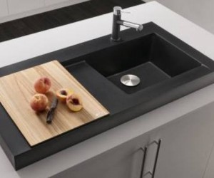 Blancos Architectural Modex Sink Features Unique Cubic Design and Award-Winning Raised Profile