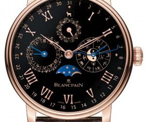 Blancpain One-Off Villeret Traditional Chinese Calendar for Only Watch 2015