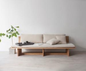 Blank Sofa by Hyung Suk Cho