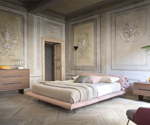 Blanket Bed by Bonaldo