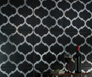 Blazon - Metal Magic Collection by ORVI Innovative Surfaces
