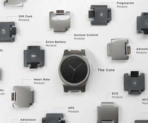 BLOCKS: The Future-Proof, Modular Smartwatch