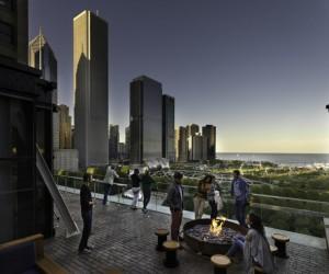 Blown Away: 18 Best Rooftop Bars in Chicago