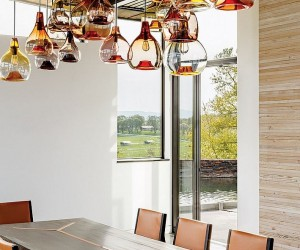 Blown Glass Pendant Lighting Ideas for a Modern and Sleek Glow