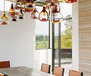 Blown Glass Pendant Lighting Ideas for a Modern and Sleek Glow