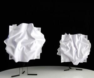 Blurred Lamps by Taeg Nishimoto