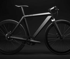 BME B-9 NH Black Edition Urban Stealth Bicycle
