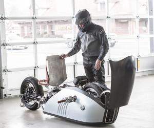 BMW Alpha by Doruk Mehmet Erdem and Mark Atkinson